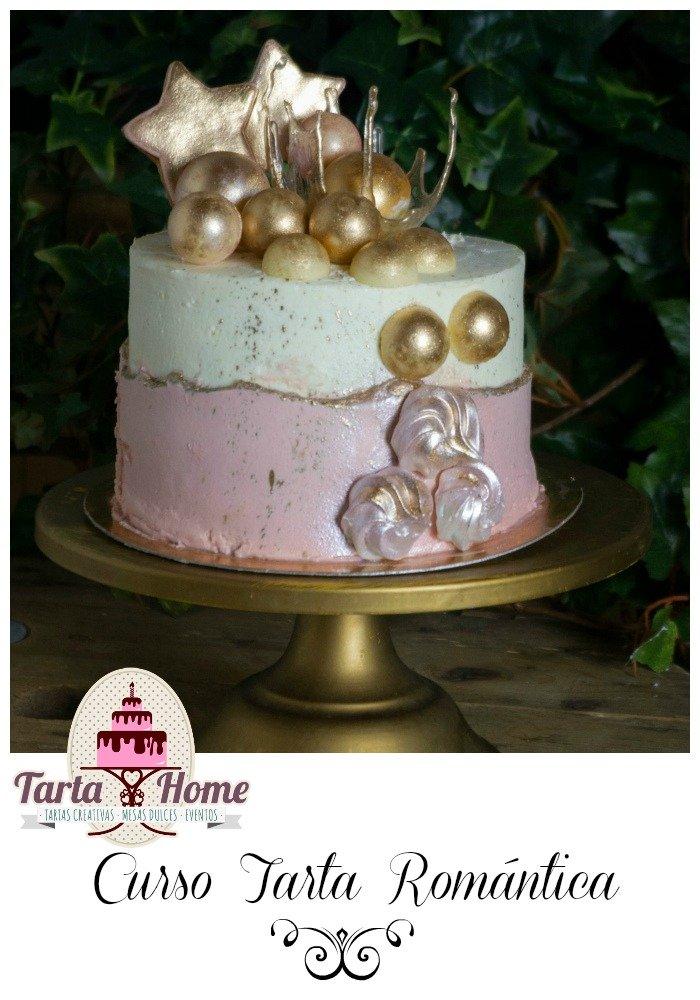 curso tarta romantica
